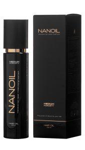 Nanoil Hair Oil - effektivste Öl für Haare